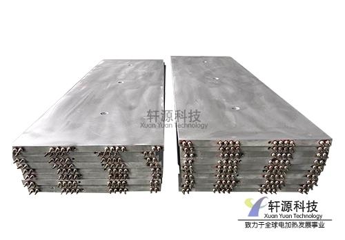 大型铸铝加热板