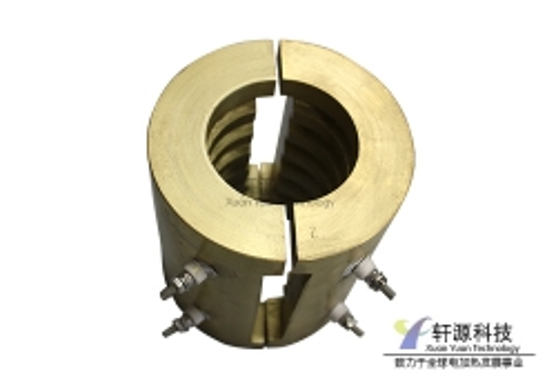 天津内风槽铸铜加热圈