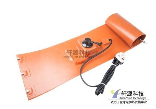 安徽硅橡胶加热板带旋钮温控