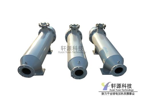 管道加热器的结构及运用