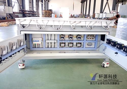 大型铸铝台面预热平台
