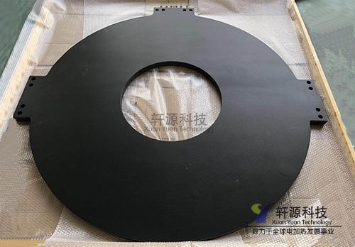 大型特氟龙加热板出货