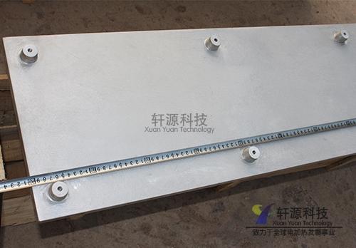 出口铸铝电加热板