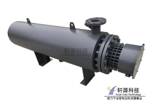 管道加热器安全加热的方法