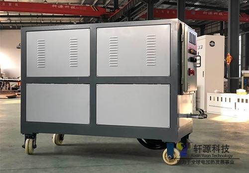 轩源科技21kw油水管道加热器出货重庆