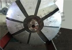 铸铝加热器的拉伸试验