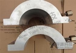 铸铝加热器的寿命主要取决于相容性