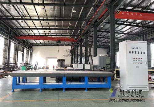 天津大型铝合金加热平台