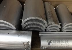 铸铝加热器的热阻