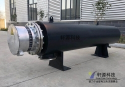 240KW熔喷布专业加热器