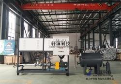 环保电加热导热油炉